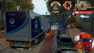 Euro Truck Simulator 2 (1.36)   Doors for Krone DryLiner by Sogard3 v1.0 1.36x Volvo FH4 Grand Utopia map v1.6 + DLC's & Mods https://forum.scssoft.com/viewtopic.php?f=247&t=278376  Support me please thanks Support me economically at the mail vanelli.isab