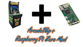 Pandoras Box Arcade1Up Mod - Tutorial