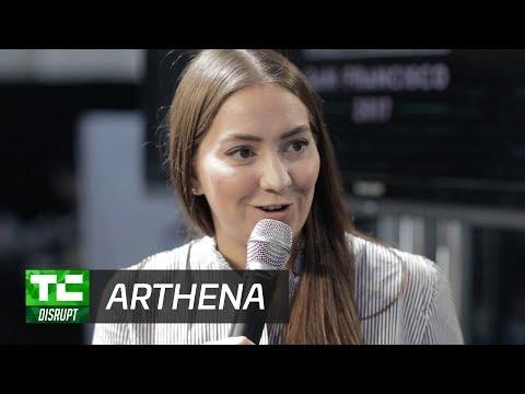 Arthena Art Investing | Disrupt SF 2017