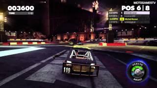 DiRT Showdown Xbox 360 Demo - Rampage Multiplayer Gameplay