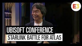 #9 Starlink Battle for Atlas - Ubisoft E3 2018 Conference