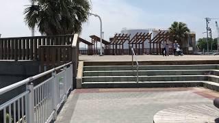 徳島県小松島市小松島町新港.