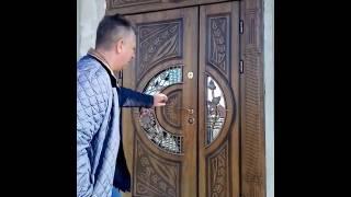 «Тестум - AQUA» - альтернативные источники энергии!!! – Входные двери- дерево бук.(, 2016-10-02T18:53:31.000Z)
