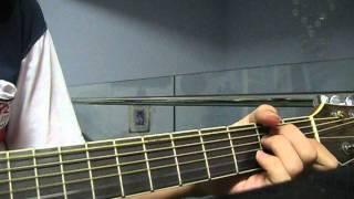 Như khúc tình ca guitar cover GV