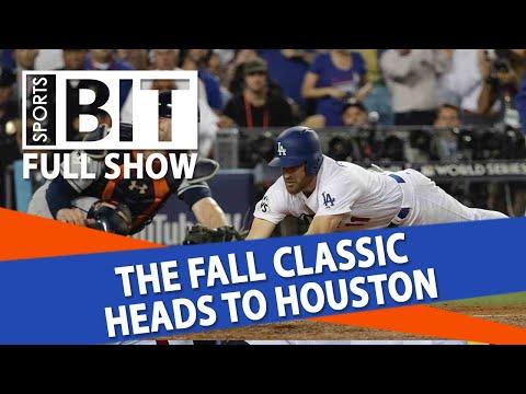 Sports BIT | World Series Game 3 & Biggest Week 8 NFL Games | Friday, Oct. 27