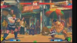 Namameso (E.Honda) vs. AC Revenger (Abel)