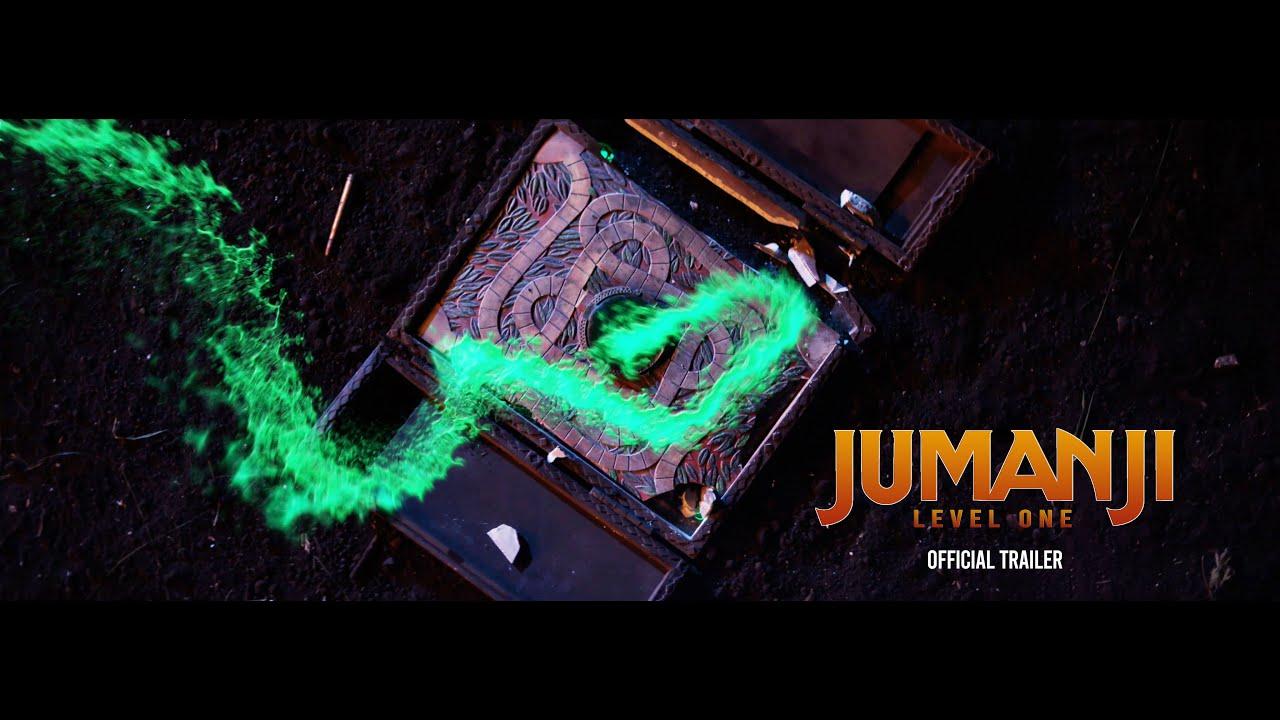 Download JUMANJI: LEVEL ONE - Official Trailer 2 (HD)