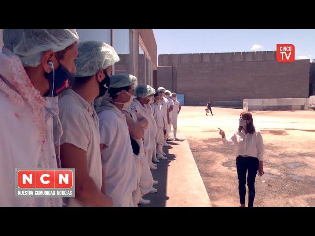 CINCO TV - Julio Zamora acompañó a Alberto Fernández, Kicillof y Kulfas en un plan de inversiónes