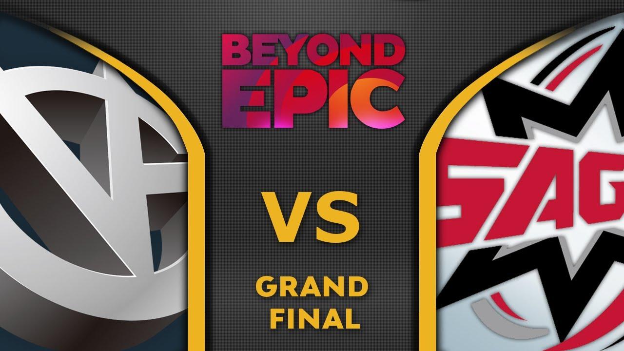VICI GAMING vs SAG - GRAND FINAL CHINA - BEYOND EPIC 2020 Highlights Dota 2