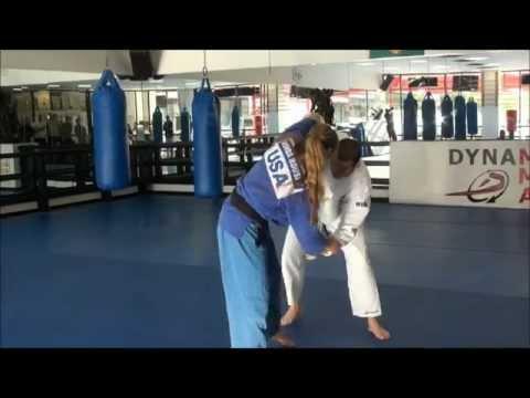 UFC Champ & Judo Olympian