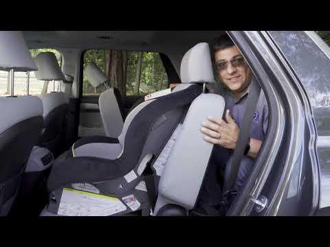 Hyundai Palisade Child Seat Review