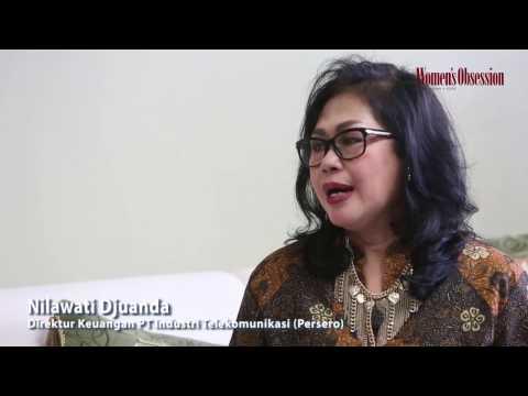 Nilawati Djuanda | Direktur Keuangan PT Industri Telekomunikasi (Persero)