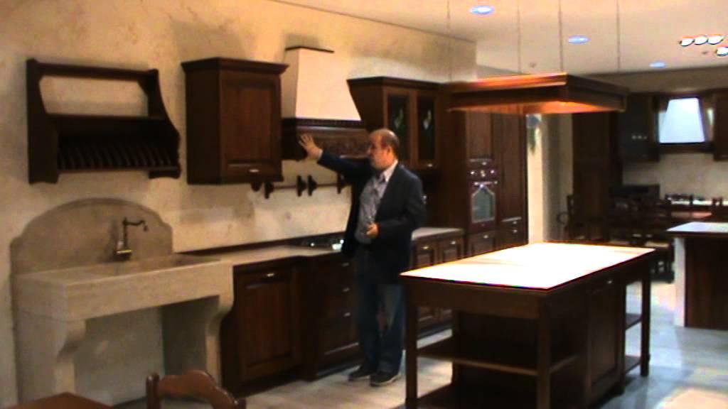 Cucina L\'Ottocento Astra - YouTube