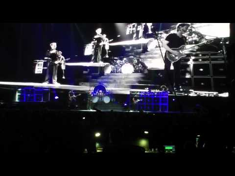 Van Halen: Trouble with Never - Greensboro Coliseum Complex, 4/21/2012