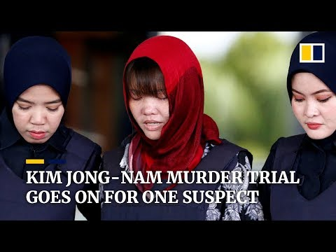 Malaysian prosecutor rejects call to release Vietnamese suspect in Kim Jong-nam murder Mp3