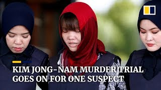Malaysian prosecutor rejects call to release Vietnamese suspect in Kim Jong-nam murder