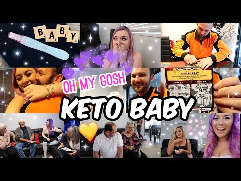 ★-keto-baby-~-oh-my-gosh!-7-days-before-the-wedding-on-james'-birthday🤰🏼💖✨