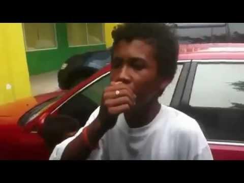 Homeless Filipino Boy Sings Justin Bieber,...