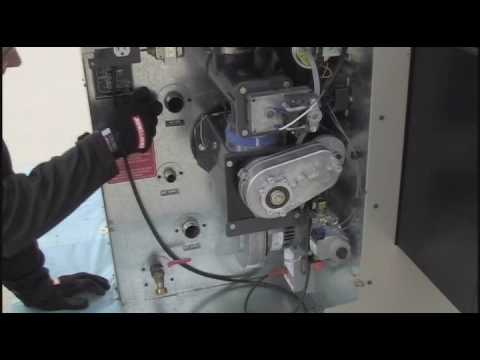 How To Install A Central Boiler Maxim Outdoor Wood Pellet Furnace ...