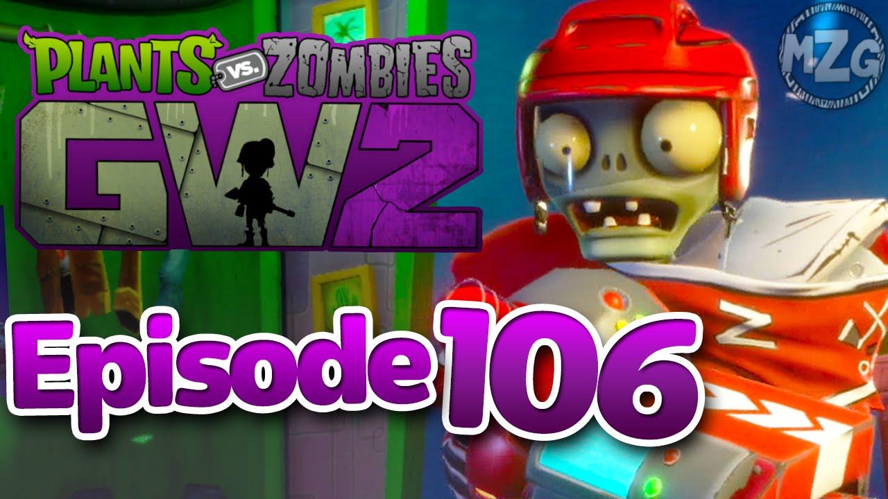 hockey star plants vs zombies garden warfare 2 gameplay