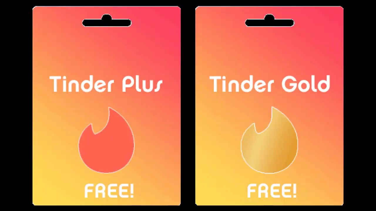 Free Tinder Gold Hack - How to Get Free Tinder Plus and
