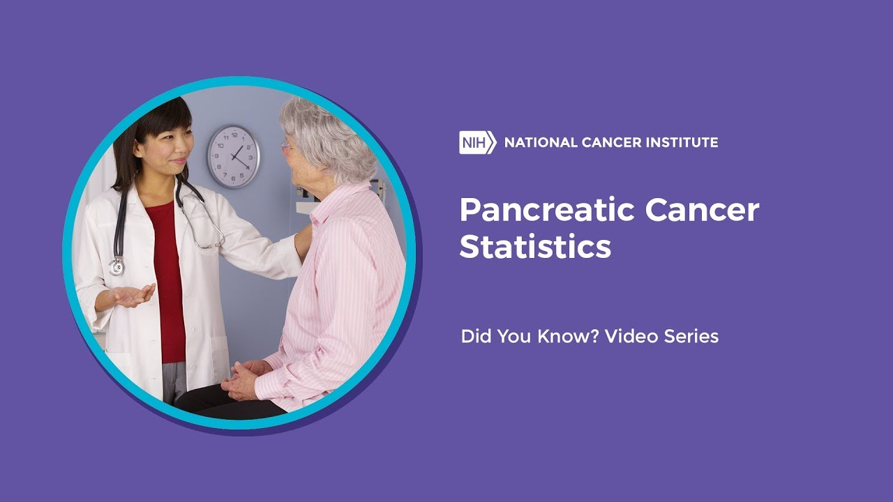 Pancreatic Cancer - Cancer Stat Facts