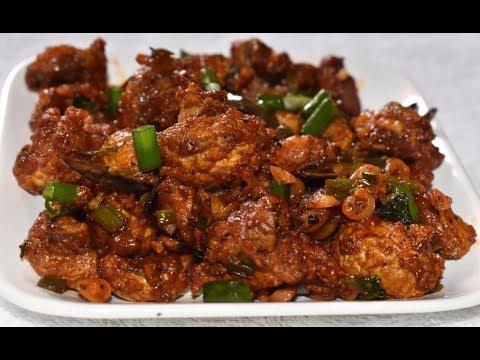 HOT & SPICY MUSHROOM 65 || INDIAN VEG STARTER RECIPE(YUMMY)||MUSHROOM RECIPE