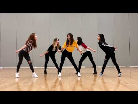 Red Velvet 레드벨벳 - RBB Really Bad Boy Dance Practice Dance Cover 안무연습 (+Mirrored)