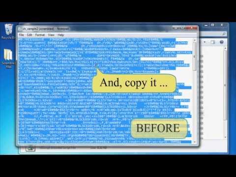 3  Script Encoder Premium: Decode Windows Script Encoding