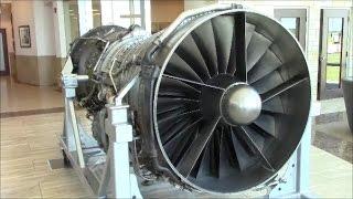 Concorde Engine Walk Around - 38,000 Lbs Thrust