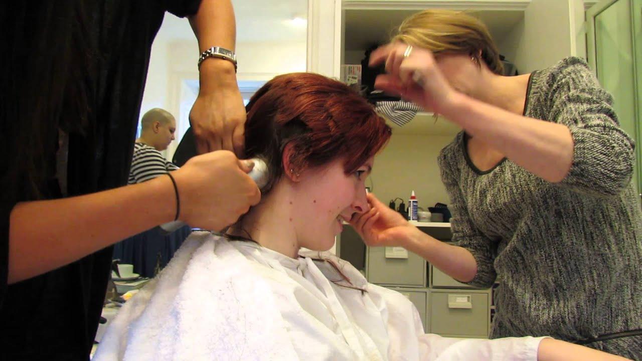 Seonaidh's Extreme Hair Cut!