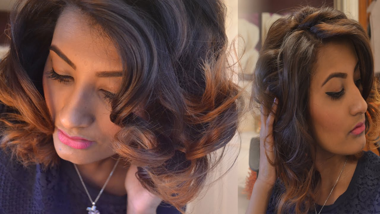 how to style your hair with rollers how to styling hair with babyliss thermo ceramic 8201
