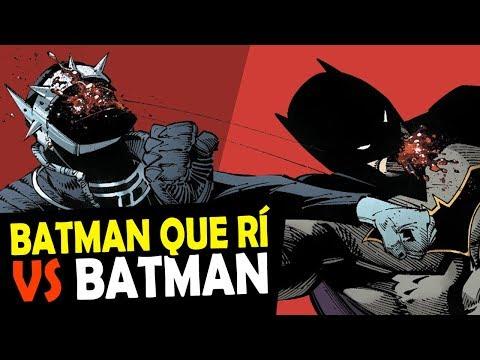 BATMAN QUE RI VS BATMAN! O FINAL DA SAGA METAL