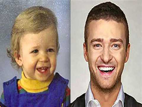 45 Surprising Pictures of Celebrities when They Were Kids ...