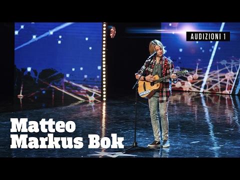 Matteo, una canzone per suo padre