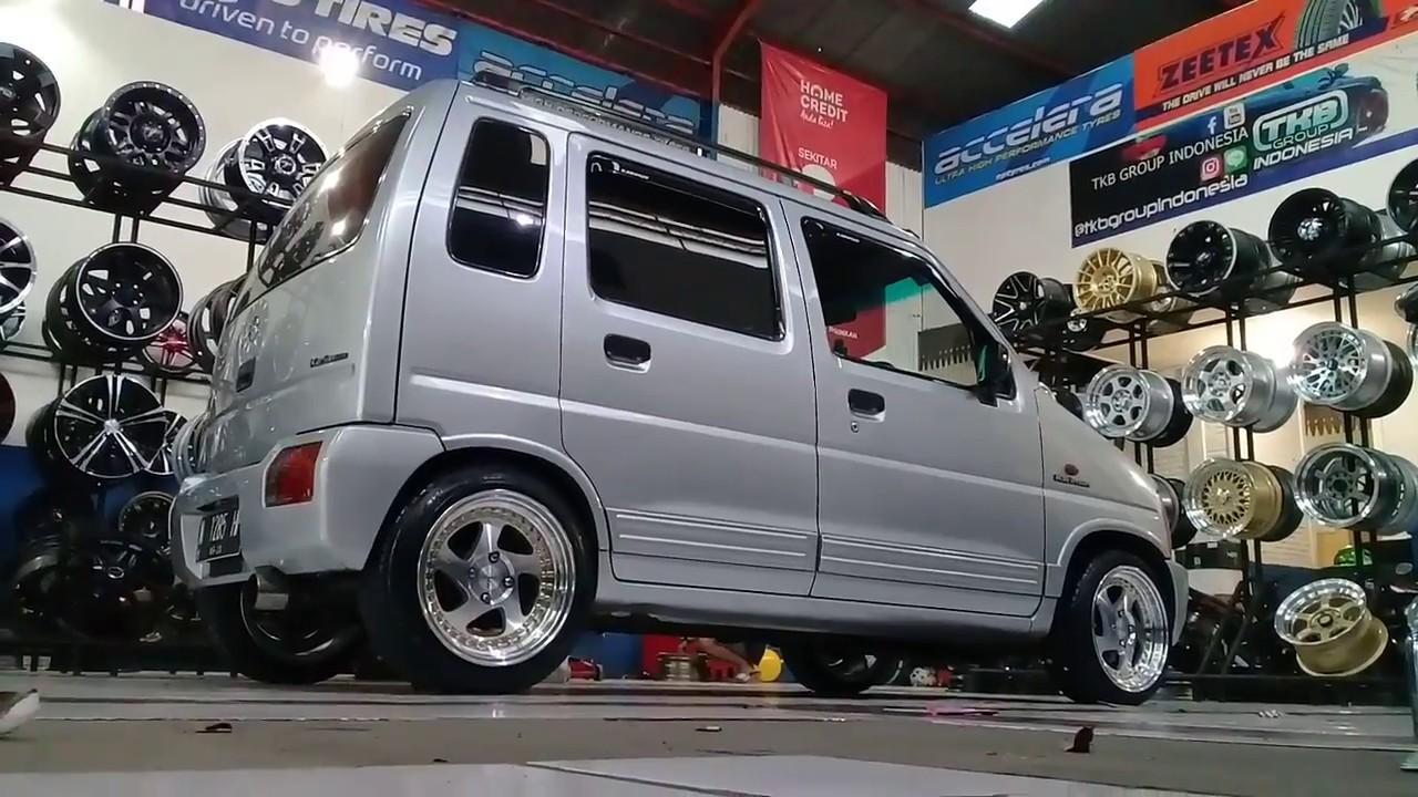 New Suzuki Karimun Wagon-R Modifikasi Ring 15 Donat
