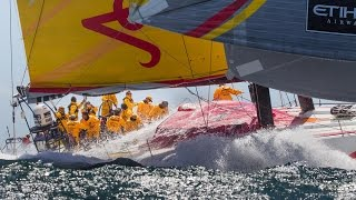 Cape Town In Port Race Highlights | Volvo Ocean Race 2014-15
