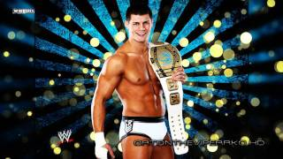 "WWE 2011: Cody Rhodes New Theme Song - ""Smoke And Mirrors"" (V2) [CD Quality + Lyrics]"