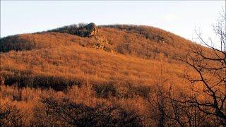 Hiking Humpback Rocks on the Virginia Blue Ridge Parkway