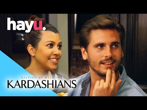Scott Wants To Be More Adventurous In the Bedroom   Keeping Up With The Kardashians