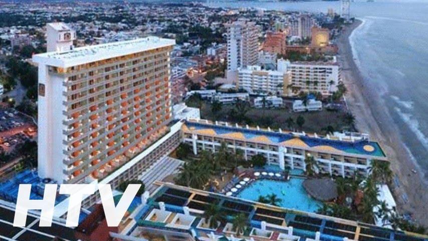 El Cid Castilla Beach Resort En Mazatl 225 N Youtube