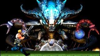Contra Evolution (Arcade) All Bosses (No Damage)