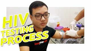 WHAT HAPPENS DURING FREE HIV TESTING? | Spread the message, Not the virus!