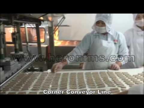 nougat production line