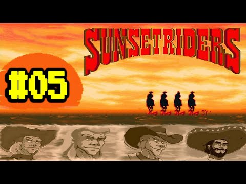 Sunset Riders #05 - O Índio Das Facas