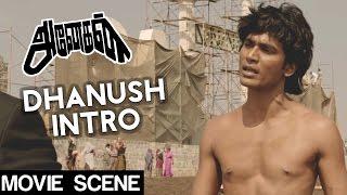Anegan - Dhanush Intro | Dhanush | Amyra Dastur | Harris Jayaraj | K. V. Anand