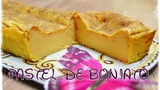 Repeat youtube video Como hacer pastel de boniato