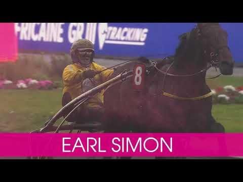Välkommen till Elitloppet 2020 Earl Simon!