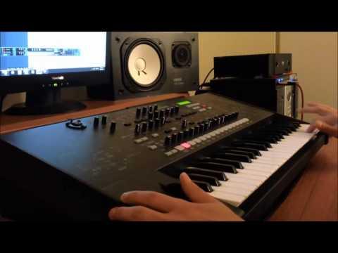 Armenian Keyboard - Tata Simonyan - Kamac Kamac