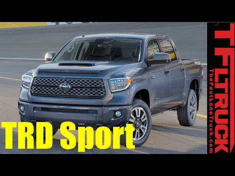2018 Toyota Tundra TRD Sport: Everything You Ever Wanted to Know